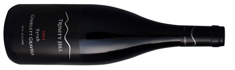 Trinity Hill, Gimblett Gravels Syrah, Hawkes Bay, New Zealand 2014